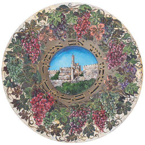 תופים של לאה טל - תוף גפני ירושלים